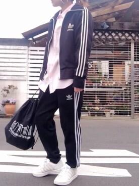 youkiさんの(adidas originals|アディダスオリジナルス)を使ったコーディネート