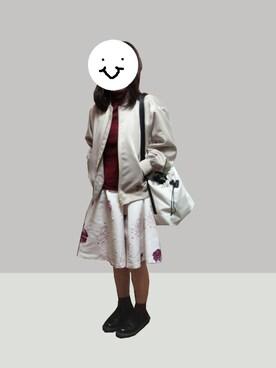 chyokkaiさんの(FRAY I.D|フレイ アイディー)を使ったコーディネート