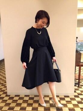 Mitsumiさんの(sophila|ソフィラ)を使ったコーディネート