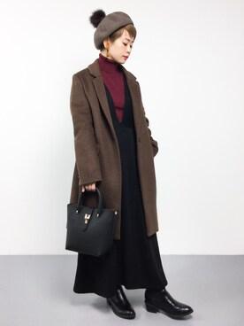 ZOZOTOWN|yukiさんの(PLAIN CLOTHING|プレーンクロージング)を使ったコーディネート