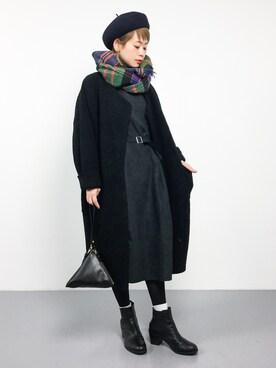 ZOZOTOWN|yukiさんの(Traditional Weatherwear|トラディショナルウェザーウェア)を使ったコーディネート
