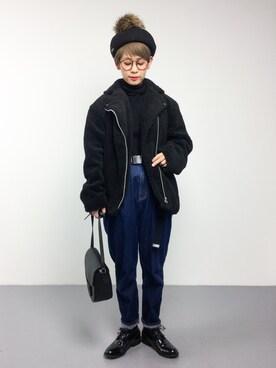 ZOZOTOWN|yukiさんの(SENSE OF PLACE by URBAN RESEARCH|センス オブ プレイス バイ アーバンリサーチ)を使ったコーディネート
