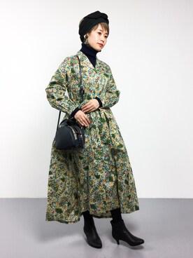 ZOZOTOWN|yukiさんの(PAR ICI KLASSISK|パーリッシィ クラシスク)を使ったコーディネート