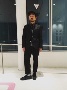 FREAKS STORE 福岡パルコ店|【FREAK'S STORE】 オオヌキさんの(Engineered Garments|エンジニアードガーメンツ)を使ったコーディネート