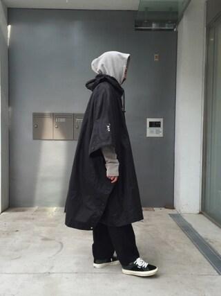 モンキータイム ビューティ&ユース ユナイテッドアローズ 原宿店|Kouta Horiuchiさんの(A COLD WALL)を使ったコーディネート