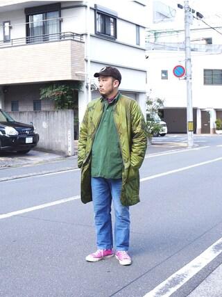 tortoise|yoheiさんの(UNITED CARR|ユナイテッドカー)を使ったコーディネート