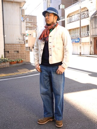 tortoise yoheiさんの(MADE by sunny side up サニーサイドアップ)を使ったコーディネート