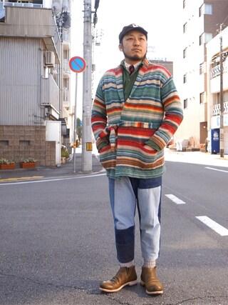 tortoise yoheiさんの(POLO RALPH LAUREN ポロラルフローレン)を使ったコーディネート