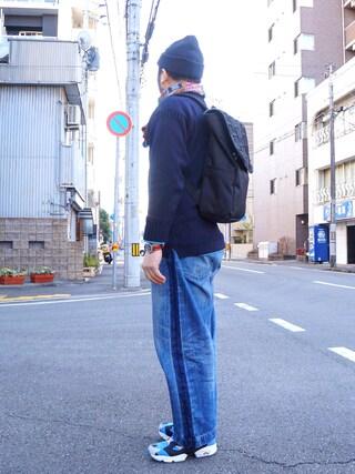 tortoise|yoheiさんの(CARRYNEST|キャリーネスト)を使ったコーディネート