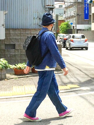 tortoise|yoheiさんの(BRUNABOINNE|ブルーナボイン)を使ったコーディネート