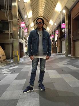 HYSTERIC GLAMOUR京都店|京都くんさんの(goro's|ゴローズ)を使ったコーディネート