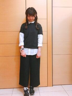 (ユニクロ) using this sho looks