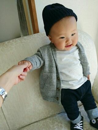 HARUHARUさんの「CONVERSE / BABY ALL STAR N Z(CONVERSE|コンバース)」を使ったコーディネート