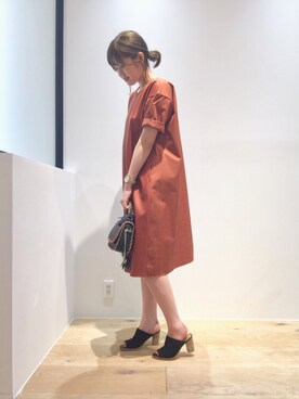 Abahouse Devinette 銀座マロニエゲート店|mica hanedaさんの(REBECCAMINKOFF|レベッカミンコフ)を使ったコーディネート