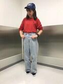 Yuiさんの「00SUZV084FC(DIESEL|ディーゼル)」を使ったコーディネート