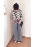 Nozomiさんの「Khaju: ウォレットバッグ 2◇(Khaju|カージュ)」を使ったコーディネート