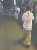 小林優太さんの「SHELDRAKE-J(OLIVER PEOPLES|オリバーピープルズ)」を使ったコーディネート