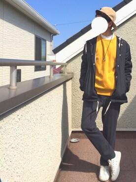 Takumiさんの(URBAN RESEARCH|アーバンリサーチ)を使ったコーディネート