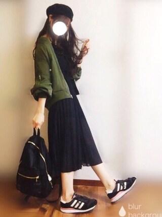 「シンプルコットンサーモベレー(natural couture)」 using this ぴょん looks