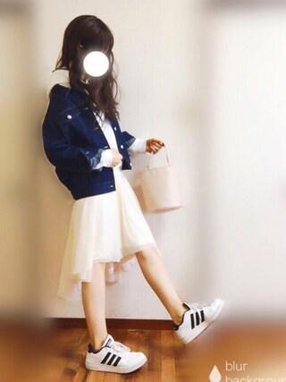 「ビッグGジャン(one after another NICE CLAUP)」 using this ぴょん looks
