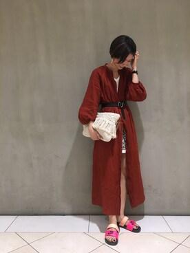 ビューティ&ユース ユナイテッドアローズ なんば店|Shiori Kotedaさんの(BEAUTY&YOUTH UNITED ARROWS|ビューティアンドユースユナイテッドアローズ)を使ったコーディネート