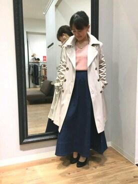 INTERPLANET WINGS 浜松市野店|NaNaさんのコーディネート