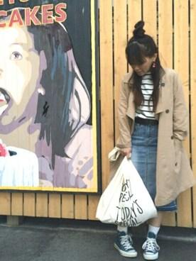 INTERPLANET WINGS 浜松市野店|NaNaさんの(INTERPLANET|インタープラネット)を使ったコーディネート