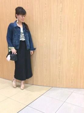 INTERPLANET WINGS 浜松市野店|NaNaさんの(INTERPLANET WINGS|インタープラネットウィング)を使ったコーディネート