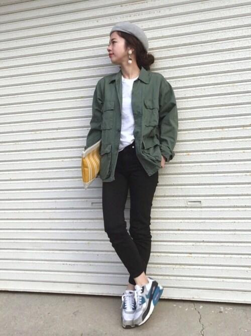miisuuzuukiiさんの「<ROTHCO>BDUジャケット(BEAUTY&YOUTH UNITED ARROWS|ビューティアンド