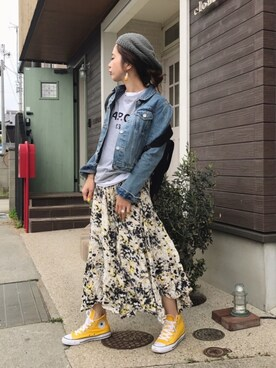 miisuuzuukiiさんの(STUNNING LURE|スタニングルアー)を使ったコーディネート
