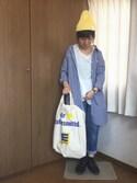 YUIさんの「WEARISTA NoRii コーデのルール 365スタイルBOOK(MOOK.|ムック)」を使ったコーディネート