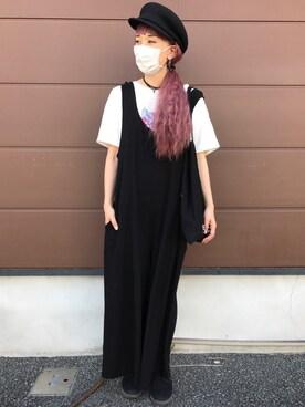 モチヅキマナミさんのコーディネート