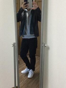 Yutaka さんの(adidas originals|アディダスオリジナルス)を使ったコーディネート