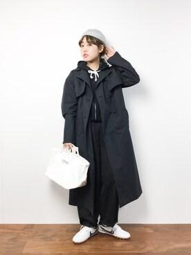 ZOZOTOWN|konabeさんの(Traditional Weatherwear|トラディショナルウェザーウェア)を使ったコーディネート