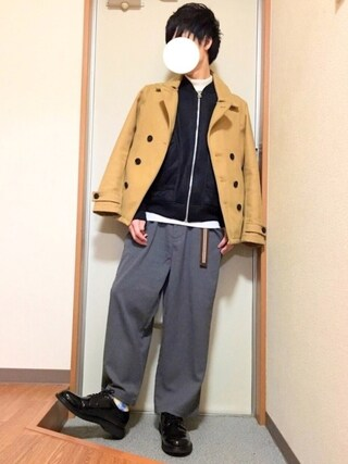 「WT Warp Bomber Jacket(Stussy Women)」 using this まっつん looks