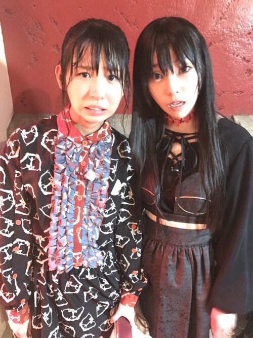 相沢梨紗さんのコスチューム