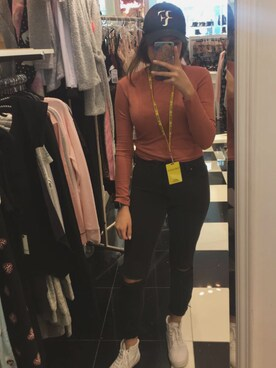 (FOREVER 21) using this Daniella Garcia looks