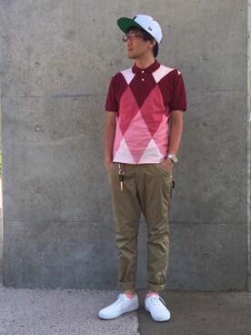 kimukenさんの(BEAUTY&YOUTH UNITED ARROWS|ビューティアンドユースユナイテッドアローズ)を使ったコーディネート