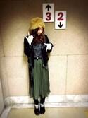 まぃさんの(モコモコ帽子♡ ザラ)を使ったコーディネート