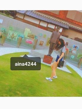 Ainaさんの(OZOC|オゾック)を使ったコーディネート