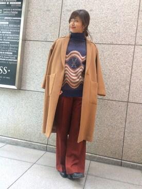 LOVELESS青山 05asukaさんの(muller of yoshiokubo ミュラー オブ ヨシオクボ)を使ったコーディネート