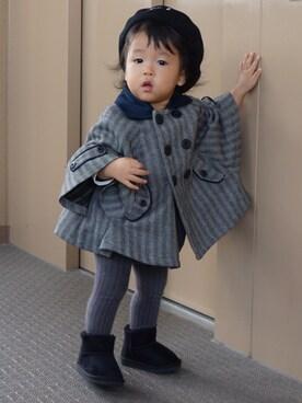 yuichanさんの(しまむら|シマムラ)を使ったコーディネート