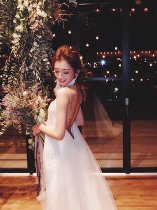 AZUSA  TAKAZONOさんの(wedding)を使ったコーディネート