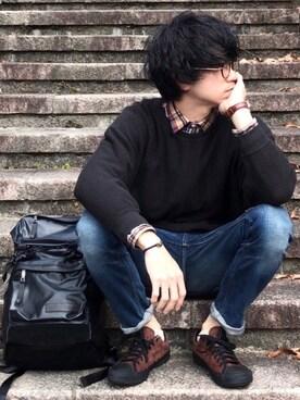 しゅんたろーさんの(JOURNAL STANDARD|ジャーナルスタンダード)を使ったコーディネート