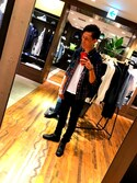 (Abercrombie&Fitch) using this hayato looks
