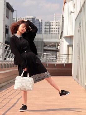 LACOSTE 横浜JOINUS店|Ruiさんの(LACOSTE|ラコステ)を使ったコーディネート