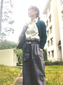 miu is wearing ZARA