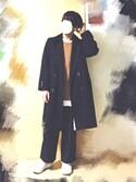 PoPPoさんの「オリジナルス チュブラーノヴァ[TUBULAR NOVA PK](adidas|アディダス)」を使ったコーディネート