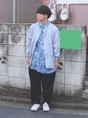 (instagram@__m_i_t_r_a__) using this みとら looks