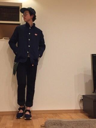 MOSさんの「Marni Cutout Neoprene Sneakers(Marni|マルニ)」を使ったコーディネート
